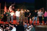 Music Man rehearsal