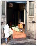 Doorway near Hualamphong