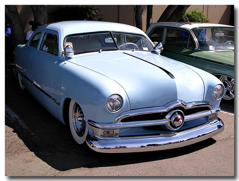 1950 Ford Coupe Photo Ken Leonard Photos At Pbase Com