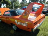 Plymouth Superbird  - Taken at the Lakewood Sheriffs benefit Car Show