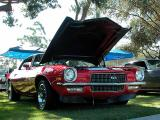 1972 Chevy Camaro SS Baldwin Motion clone