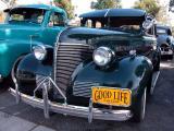 1938 Chevy Fuddruckers Sat. Night meet, Lakewood, CA