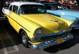 1956 Chevy - Fuddruckers Sat. Night meet, Lakewood, CA