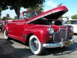 1941 Chevy Convertable - Fuddruckers Sat. Night meet, Lakewood, CA