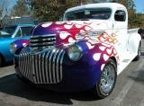 1941 Chevy Pickup - Signal Hill, CA Car Show