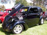 Hot English Ford - Signal Hill, CA Car Show