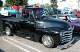 Chevy Pickup - Fuddruckers Sat. Night meet, Lakewood, CA