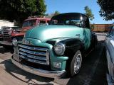 GMC Pickup - Fuddruckers Sat. Night meet, Lakewood, CA