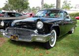 1957-T-Bird - Signal Hill, CA Car Show