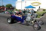 Hot Rod - Fuddruckers Sat. Night meet, Lakewood, CA