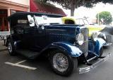 1932 Ford Phaeton - El Segundo CA Main Street Car Show