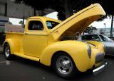 1941 Willys Pickup - El Segundo CA Main Street Car Show