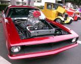 Hot Barracuda - El Segundo CA Main Street Car Show