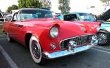 1955 T- Bird - Fuddruckers Lakewood, CA Saturday night meet