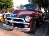 Chevy Pickup - Fuddruckers Lakewood, CA Saturday night meet