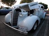 1937 Buick - Fuddruckers Lakewood, CA Saturday night meet