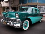 1956 Chevy - El Segundo Main Street Car Show