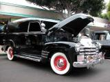 Chevy Panel - El Segundo Main Street Car Show