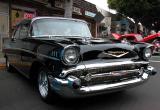 1957 Chevy - El Segundo Main Street Car Show