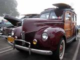 1940 Ford Woodie 4X4