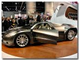 Chrysler ME412 Concept 850 HP!