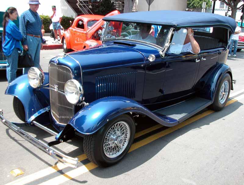 Crusin Ford - - El Segundo Main Street Car ShowFord
