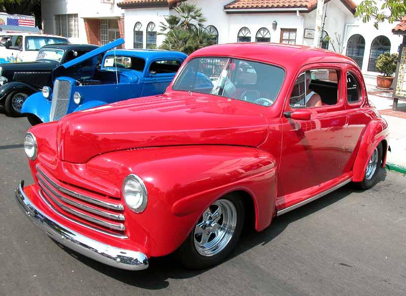 1947 Ford - El Segundo Main Street Car Show