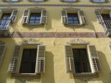façade , Aoste