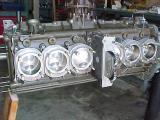 Cylinder air deflectors & cam drive hsg. installed