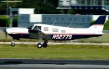 Private Piper PA32R-301 N92779 aviation stock photo