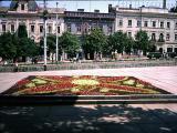 Czernowitz Main Square - 1992