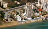 Famagusta from the air