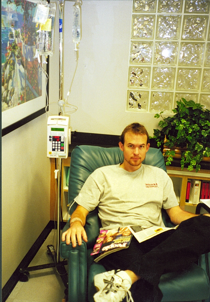 1st Day of Chemo