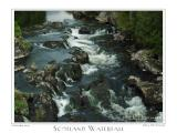Scotland Waterfall II