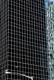 Bold black building
