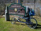 Tonawanda Creek Ride Saturday Apr 9, 2005
