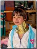 Long Neck Karen tribe - The Padaung