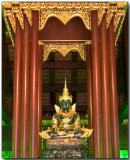 Emerald Buddha - Wat Phra Keow, Chiang Rai