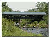 Rowell's Bridge - downstream