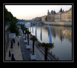 6:30 am...Paris is still asleeep...