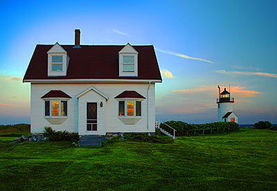 Lightkeepers Home