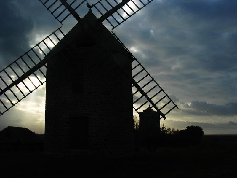 Les Moulins de la baie