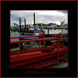 Trouville's Harbour