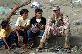 phuket tsunami-local Indonesian children