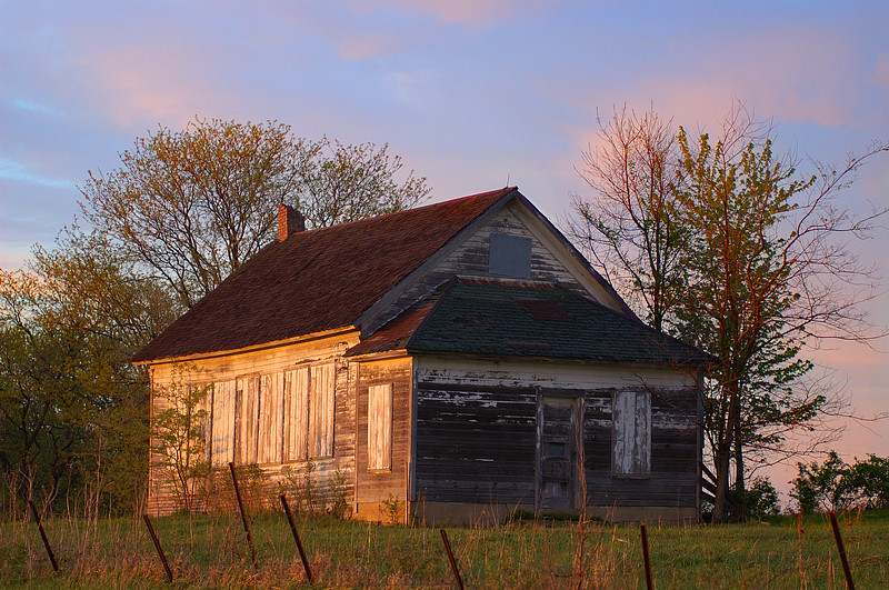 Old Shockley School House (Gentry County)