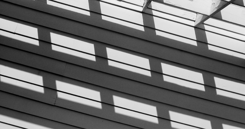 Shadows at a 1955 house #1<br>1490