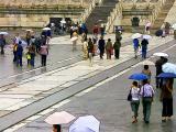 Rain in the Forbidden City
