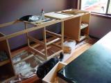 Desks - In Progress Shots