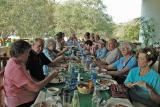 Lunch at Tikal