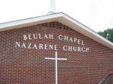 Beulah Chapel Church of the Nazarene Homecoming 20 July 2003